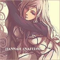 Hannah Anafeloz
