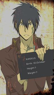 Xanxus