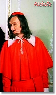 Кардинал Ришелье