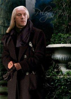 Lucius Malfoy (x)