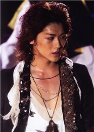 ex--Akanishi Jin
