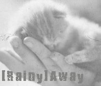 [Rainy]Away