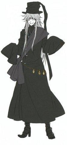 Shinigami Undertaker