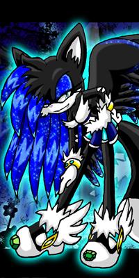 Night Angel the Dark Cat