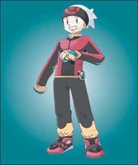 Покемоны тренера Мэй