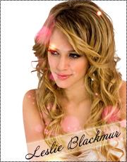 Leslie Blackmur