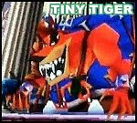 Tiny Эдвард Tiger