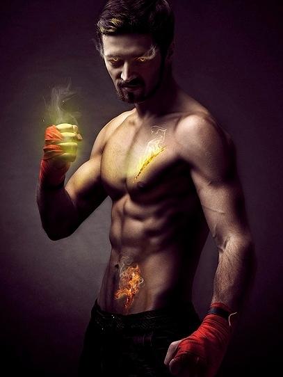 огненный боец
