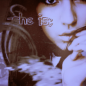 -she is;