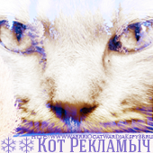 Кот Рекламыч