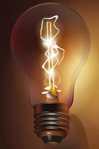 Лампочка на 100 Ватт