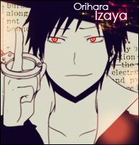 Orihara Izaya.