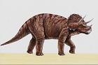 Сверепый динозавр