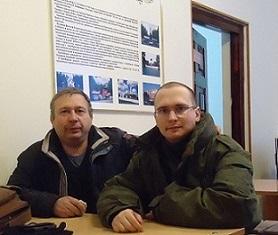 Отец солдата из Сургута