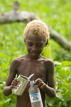 Натуральный блондин