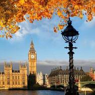 Лондон 1870