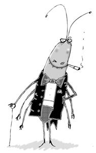 Старший таракан
