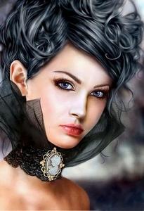 Rachel Snowflake