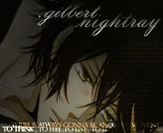 .gilbert nightray