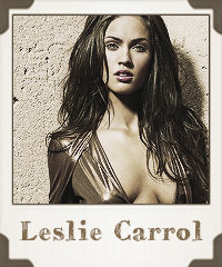 Leslie Carrol