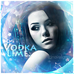 Vodka/Lime