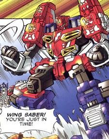Wing Saber