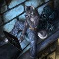 Серебрянный Волк