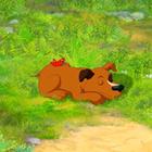Задумчивый Пёс