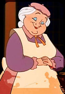 Старушка Идхен