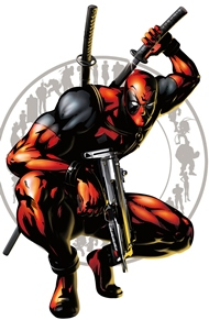 Deadpool [x]