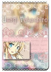 Usagi Takashiro