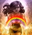 Lady Rainbow