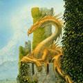 Дракон на башне
