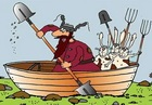 Зайцы деда Мазая