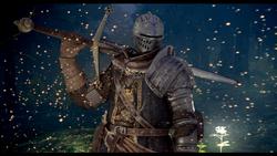 Dark the Holly knight