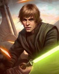 Luke Skywalker [1]