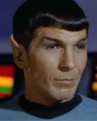 [TOS] mr. Spock
