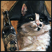 Кот капитана Флинта