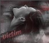 victim.