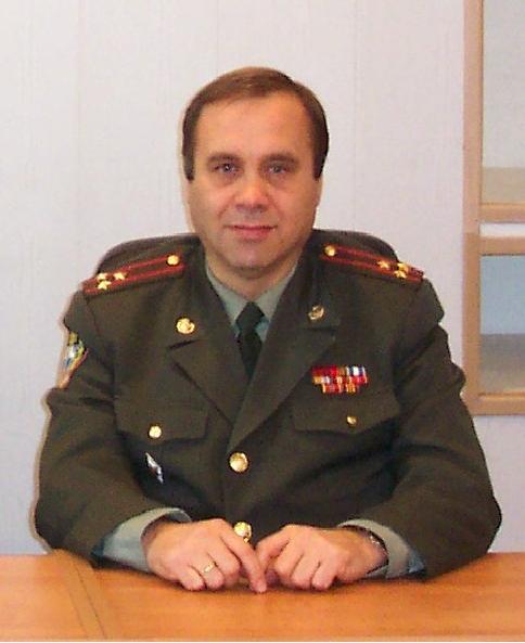 Евгений Спевакин