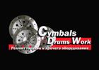 Cymbals Drums Work