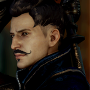 Dorian's Mustache