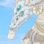 Почтовый дракон
