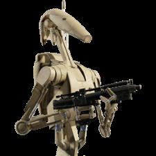 Рекламный дроид