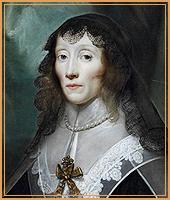 Генриетта Английская