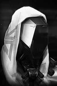 Лицо под маской
