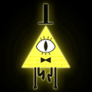 .Bill Cipher.