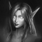 Dark ranger Alina