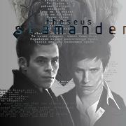 Theseus Scamander