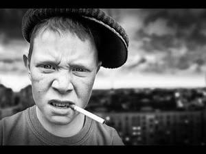Пилигрим_курит